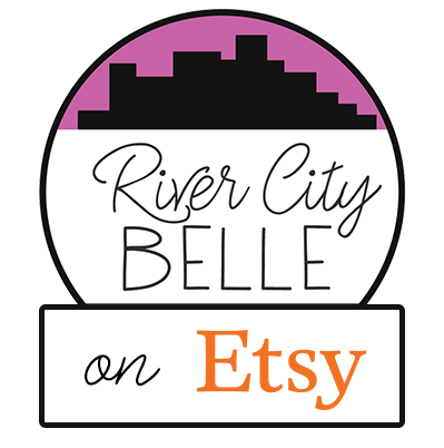 River City Belle on Etsy