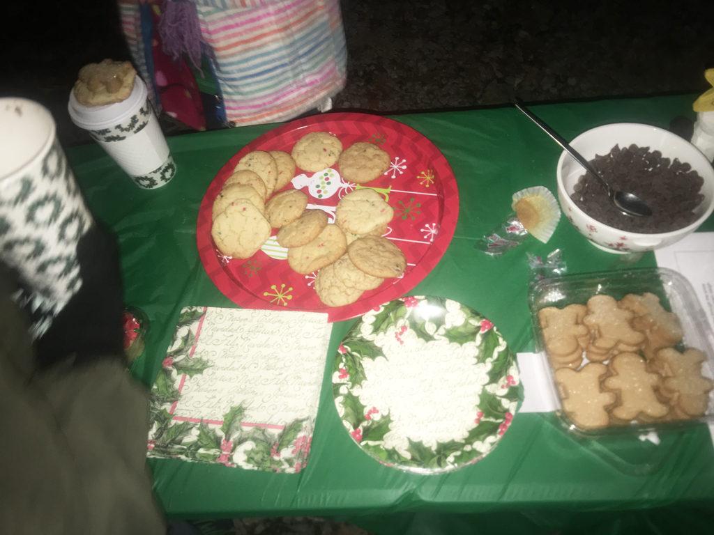 Neighborhood Caroling Party