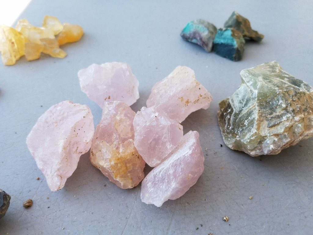 Lucky Lake Gem and Mineral Mine