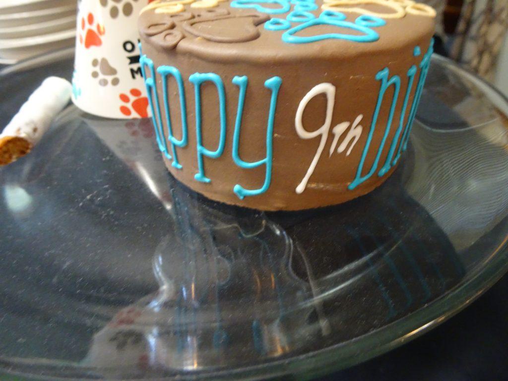 Okra & Molly Cake