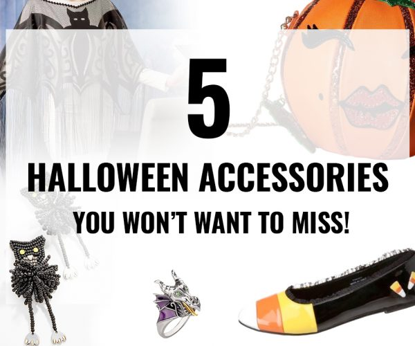 5 Halloween Accessories You Won't Want to Miss!