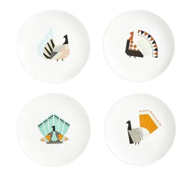 Thanksgiving Plates