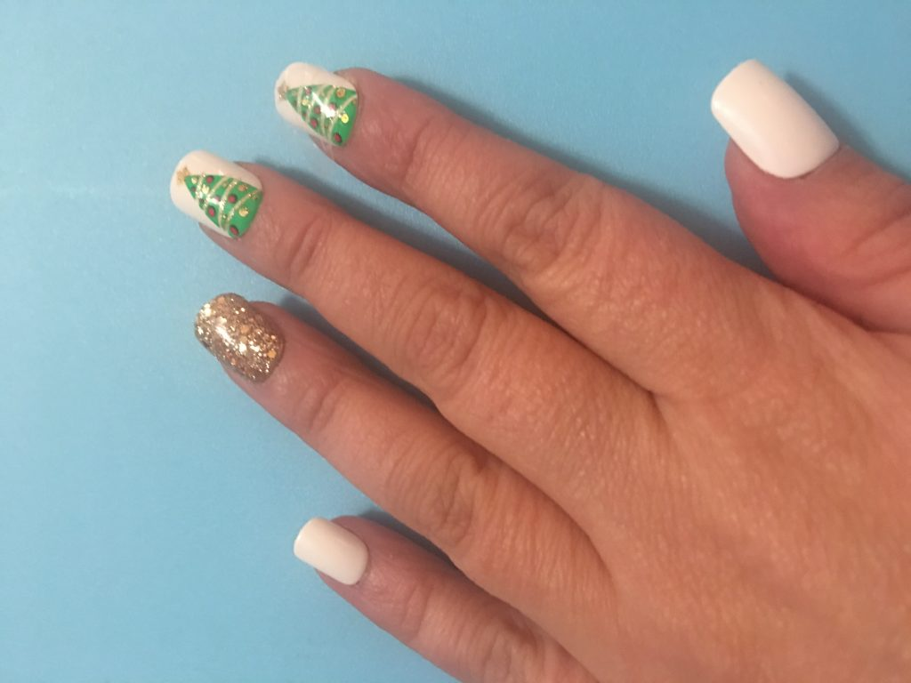Impress Holiday Nails