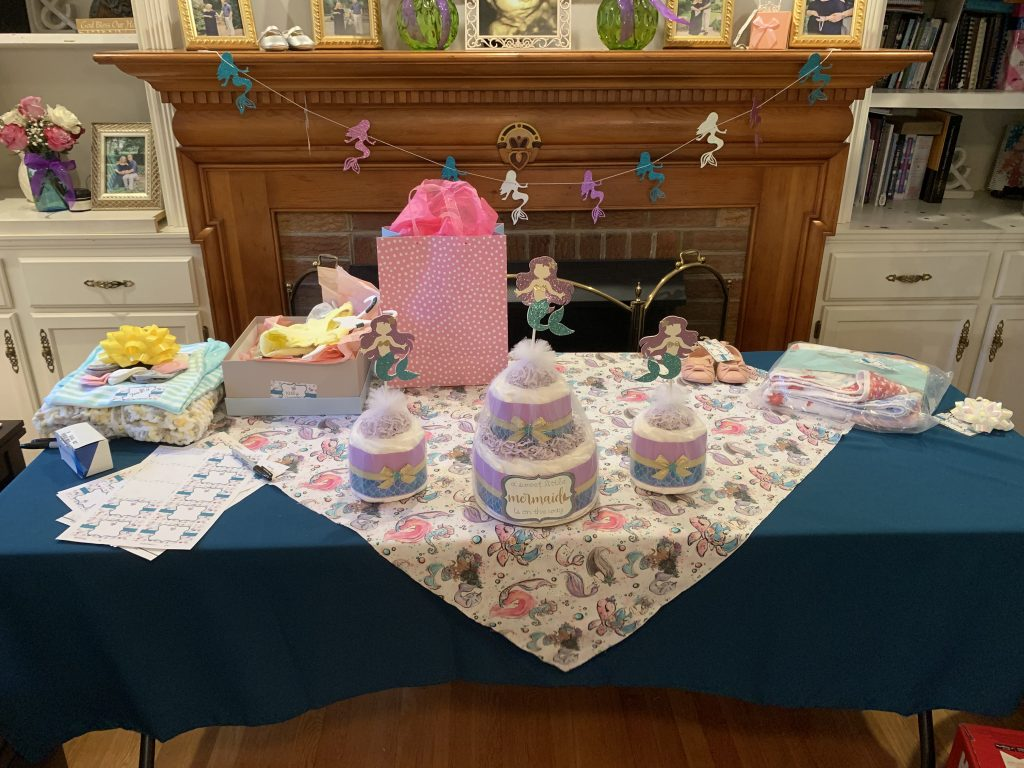Pandemic Baby Shower