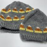 candy corn hats