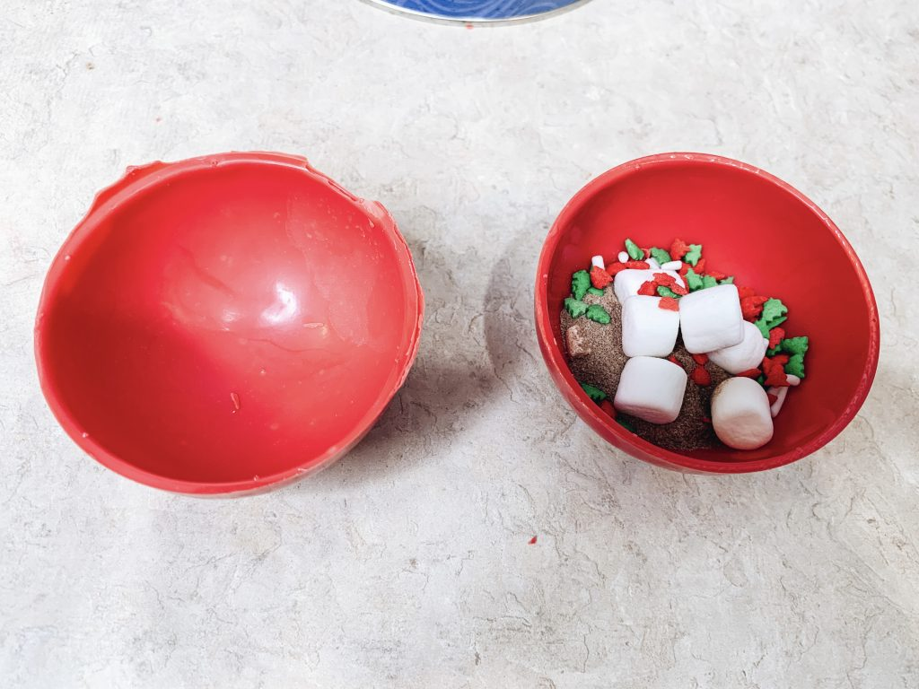 DIY Hot Chocolate Bombs